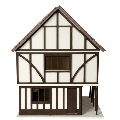 the stockwell tudor style dolls house kit btk001