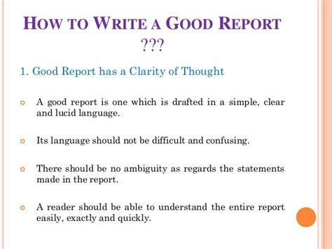 how to write a report sle sle of how to write a report 28 images 5 how to write