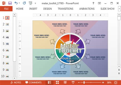 toolkit template animated meter powerpoint templates for presentation