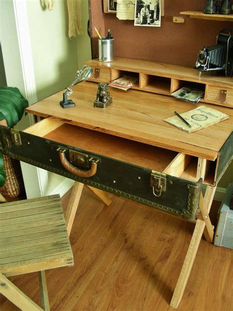 Destinations Vintage Upcycled Repurposed Stuff Repurposed Desk