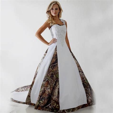 White Camo Wedding Dresses by White Camo Wedding Dresses Camo Wedding Guide