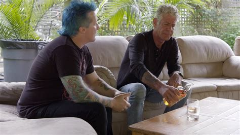anthony bourdain and tre cool craft with anthony bourdain episode fourteen sjc