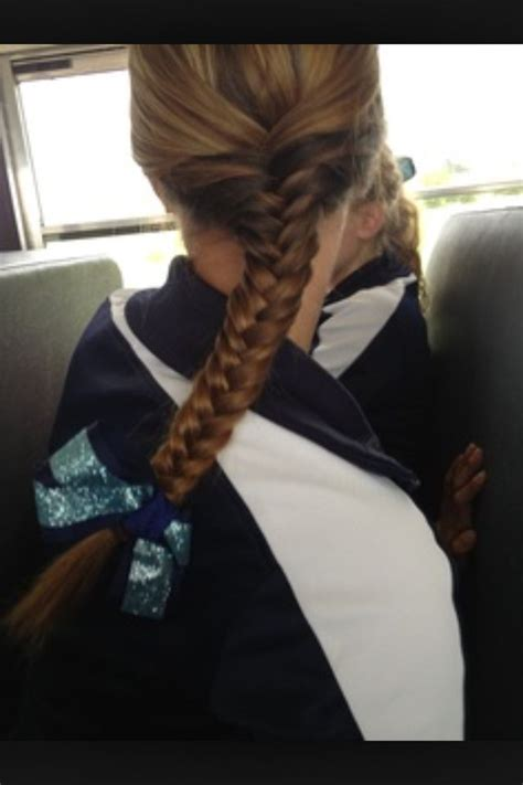how to style hair for track and field volleyball hair volleyball hairstyles pinterest