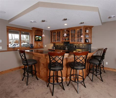 charming home basement bar designs with marble countertop splendid home basement bar designs with wooden cabinets