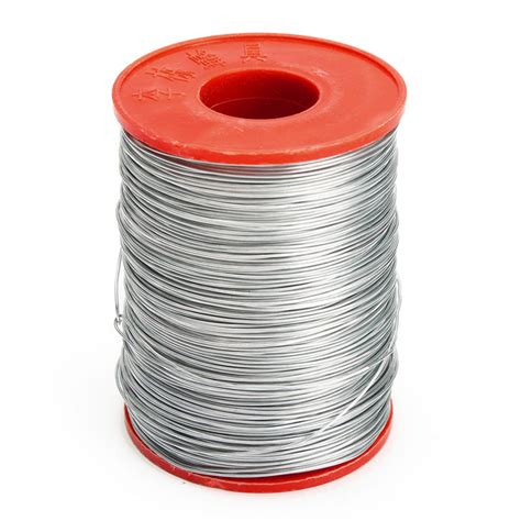 R167 Stainless Steel 304 Wire 24 Awg Ss Kawat Coil Not Kanthal For 500g 304 stainless steel wire 24 bee hive frame foundation craft wire bee keeping tool alex nld