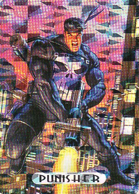 Punisher No 10 pepsi cards 10 punisher