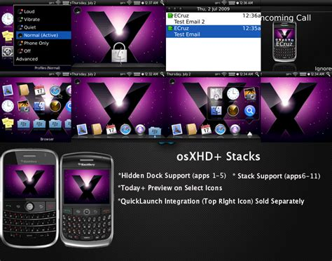 themes for blackberry q20 premium osx pro edition theme for the 8900 9000