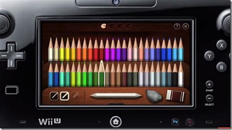 Wii U Drawing App by Academy Coming To Wii U This October Nintendo