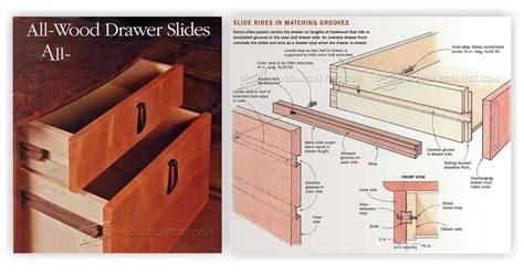 diy wooden drawer  woodarchivist
