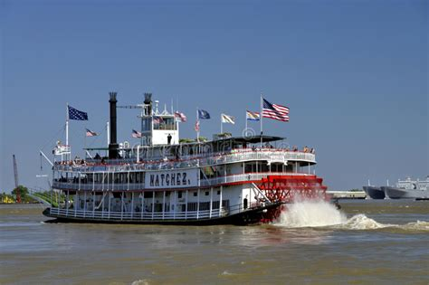 boats unlimited new orleans natchez riverboat cruise editorial photography image