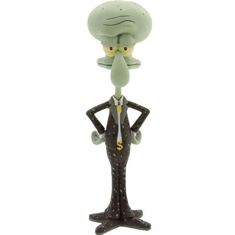 4 inch figure bait x spongebob squidward 4 inch figure gray