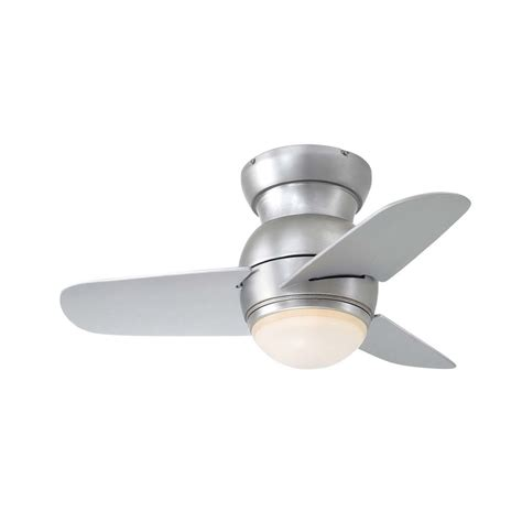 small ceiling fans with light flush mount home design ideas