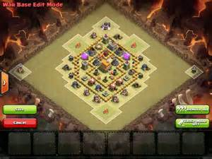 Clash of clans quot gem 2 0 quot clan war base with air sweeper best