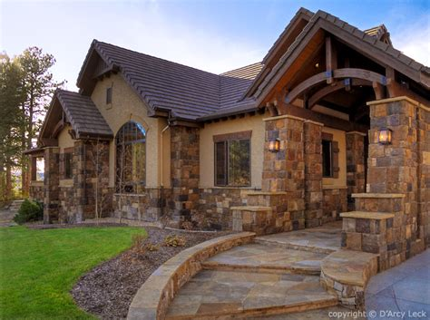 home exterior design with stone exterior love stone colors and walkway for the home