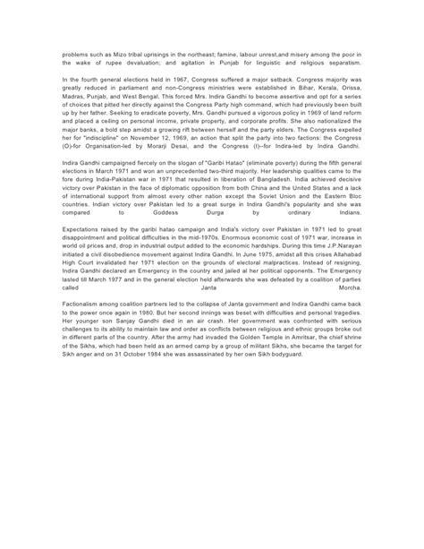 indira gandhi biography telugu language indira gandhi biography