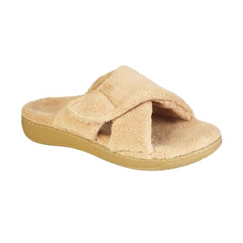orthaheel relax slipper vionic with orthaheel technology s relax slipper