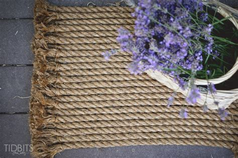 rope rug diy 20 diy projects featuring rope crafts
