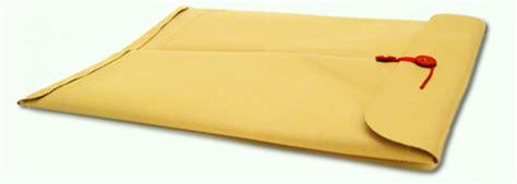 Manila Envelope Laptop Sleeve For Macbook Air by Handmade Manila Envelope Laptop Sleeve For Macbook Air Make
