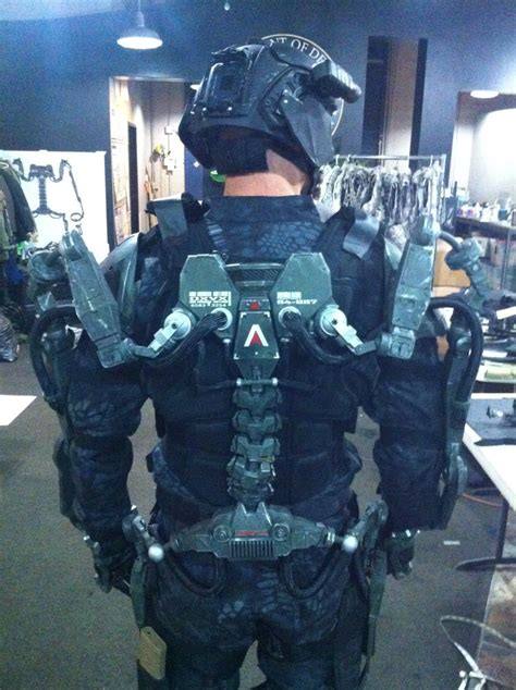 Sale Slingbag Printing Exo Set call of duty exo suits weaponry scps