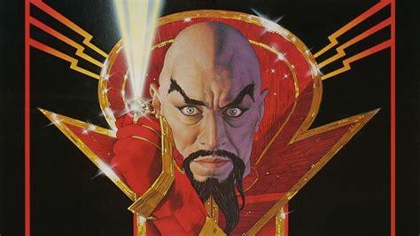 Flash Gordon Ming The Merciless Set Of 2 Bif Pow Figure b612 foundation defending the earth from merciless