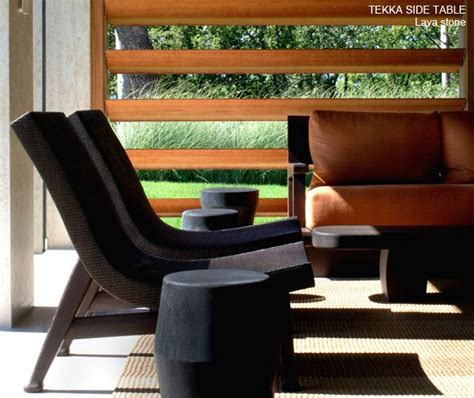 Christian Liaigre Tekka Outdoor Series 场景 Pinterest Christian Liaigre Outdoor Furniture