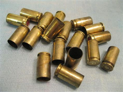 with used bullet casings bullet shell casings 17 caliber