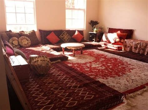 Home Decor Floor Ls by Afghan Sitting Room Ideaz Sitting Rooms