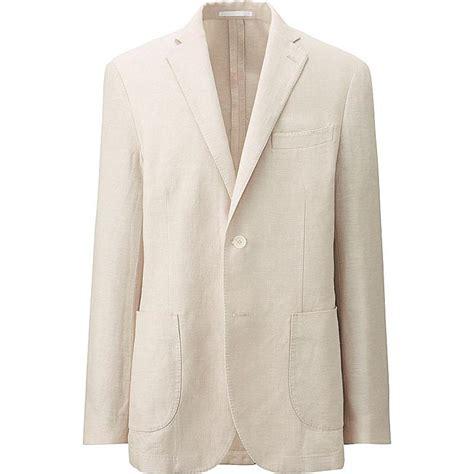 Linen Cotton Jacket linen cotton blazer uniqlo us