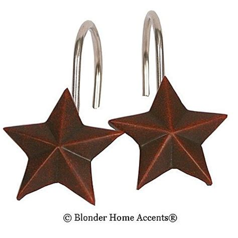 black star shower curtain hooks 17 best images about neat gazebo hook ideas on pinterest