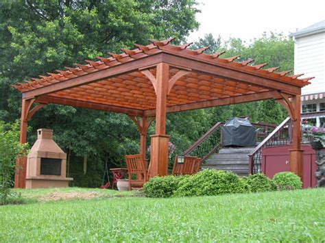 Wooden Pergolas Pressure Treated Pine Pergolas By Pressure Treated Pergola
