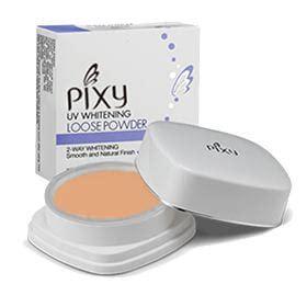 Daftar Bedak Pixy Finish 10 merk bedak pemutih yang aman dan berkualitas