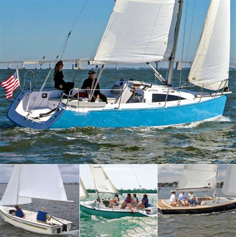 Comfort Foot The Six Categories Of Daysailers And Why We Love Them