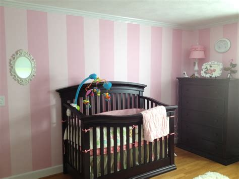 white and pink nursery chair valentina s pink and light pink striped nursery