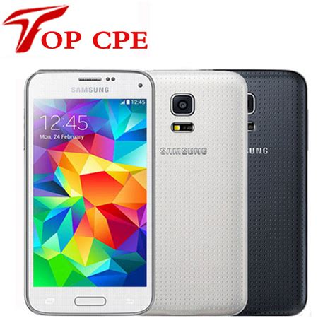 samsung galaxy s5 mini g800h 16gb hspa unlocked gsm quad ᗕoriginal unlocked samsung galaxy s5 169 mini mini g800f