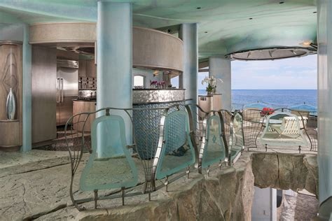 whimsical rock house  laguna beach idesignarch