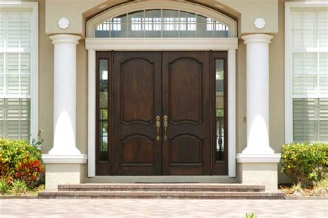 wood entry doors the ultimate in luxury for your home