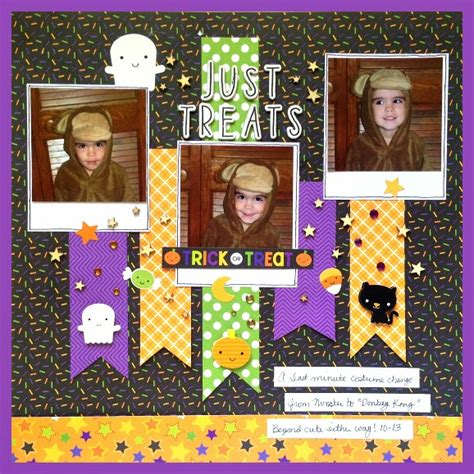 doodlebug ghouls and goodies scrapping with christine doodlebug ghouls goodies