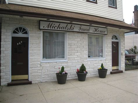 michalski funeral home funeral services cemeteries
