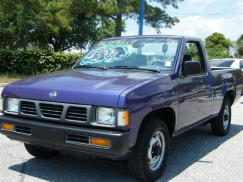 nissan truck specs 1996 nissan hardbody truck regular cab data info and