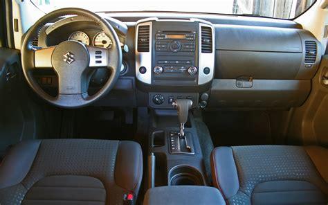 suzuki truck 2012 suzuki equator crew cab rmz 4 first test motor trend