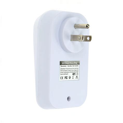 wifi wireless remote control smart power socket outlet for smartphone us plug ebay