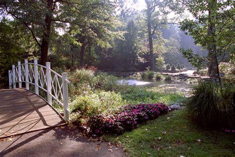 Sayen Gardens Hamilton Nj by Buddy Murphy