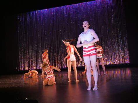 curtain dancers mylar rain curtains help add sparkle and whimsy to dance