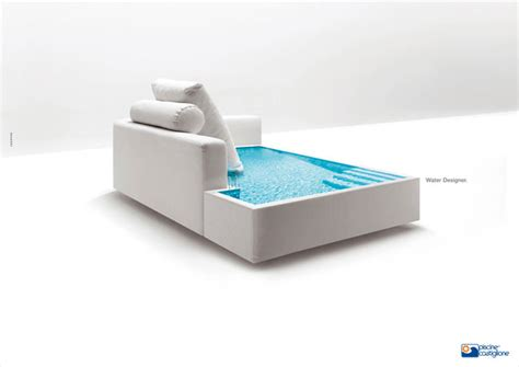swimming pool sofa 12 cool and creative sofa designs