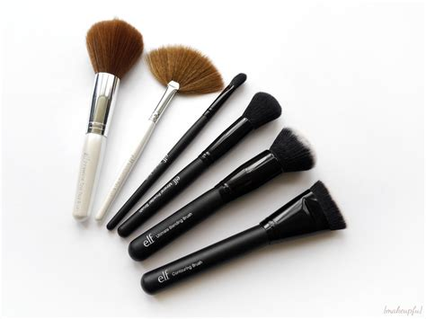 e l e l f studio contouring brush review makeupfu