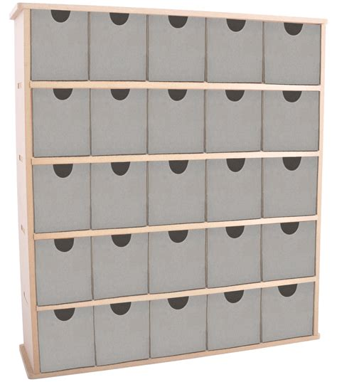 Kaisercraft Drawers by Kaisercraft Beyond The Page Mdf Treasure Chest With 25