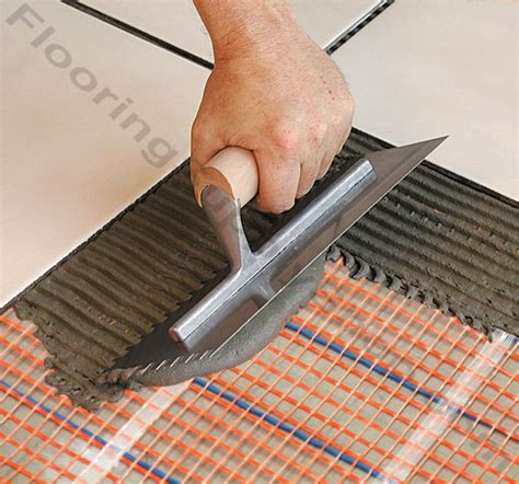 How To Install Suntouch Floor Heating Mats by Suntouch Radiant Floor Heating Mats 50 Sq