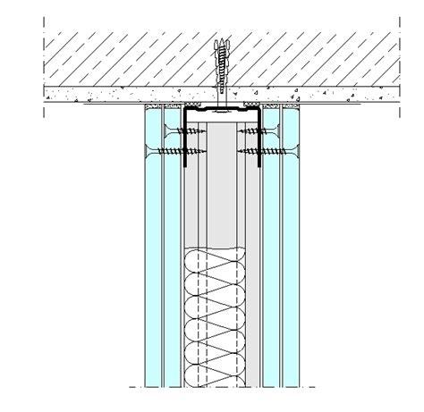 Glasfassade Kosten M2 by Gleitender Deckenanschluss Trockenbau Knauf H 228 User