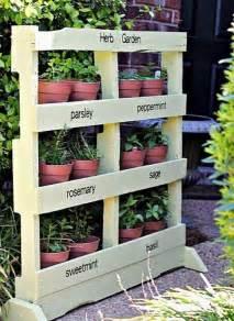 Pallets Garden Ideas Wooden Pallet Ideas For Garden