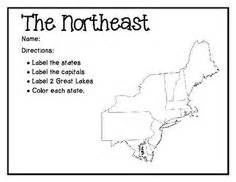 blank map of the northeastern united states 1000 images about northeast states on united